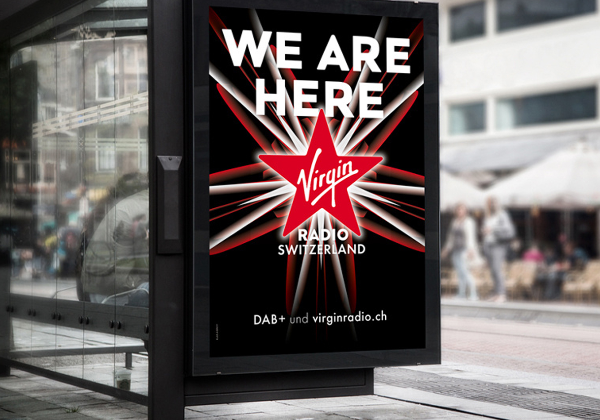 Virgin Radio Switzerland